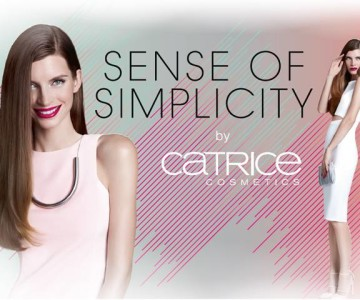 Catrice Sense of Simplicity Fall 2015 Collection