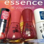 Essence Lucky, Party Princess Nail Polishes Review, Swatches, Photos