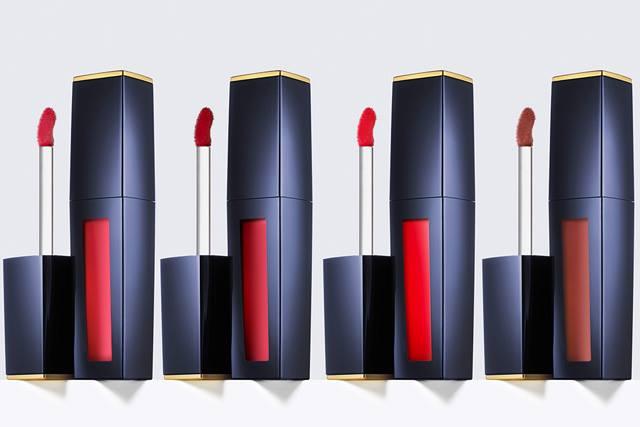 Estee Lauder Pure Color Envy Liquid Lip Potion Lethal Red
