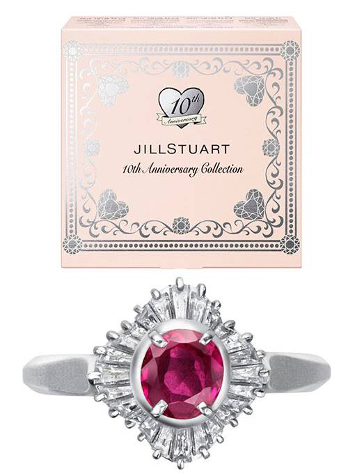 Jill Stuart 10th Anniversary Collection Beauty Trends