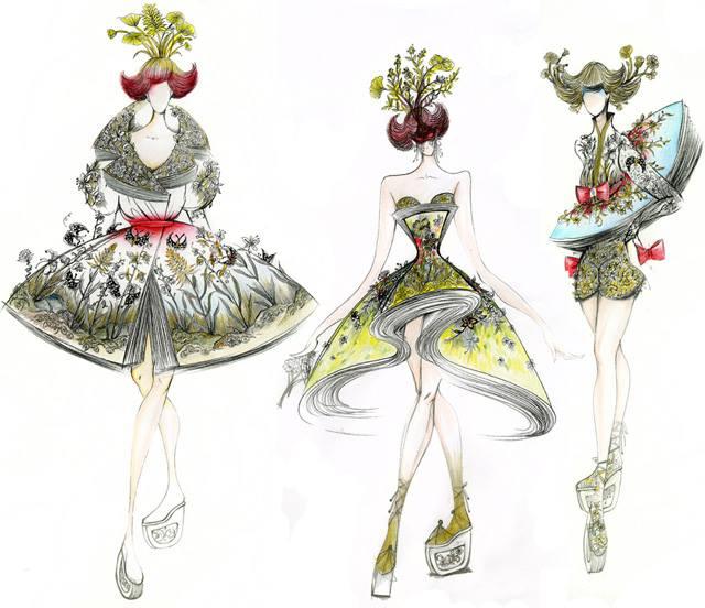 MAC-Guo-Pei-Fall-2015-Collection-3