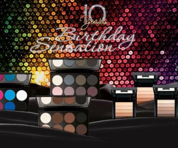 Make Up Factory 10 Years Birthday Sensation Collection