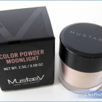 MustaeV Champagne Moonlight Powder Review, Swatches, Photos