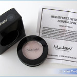 MustaeV Dazzle Pink Eyeshadow Review, Swatches, Photos