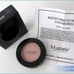 MustaeV Pink Dress Eyeshadow Review, Swatches, Photos