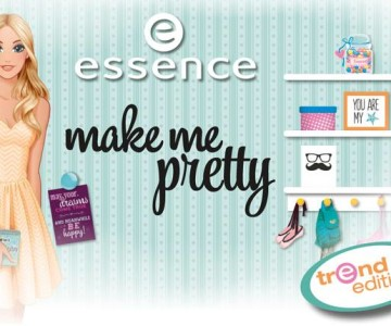 Essence Make Me Pretty Fall 2015 Collection