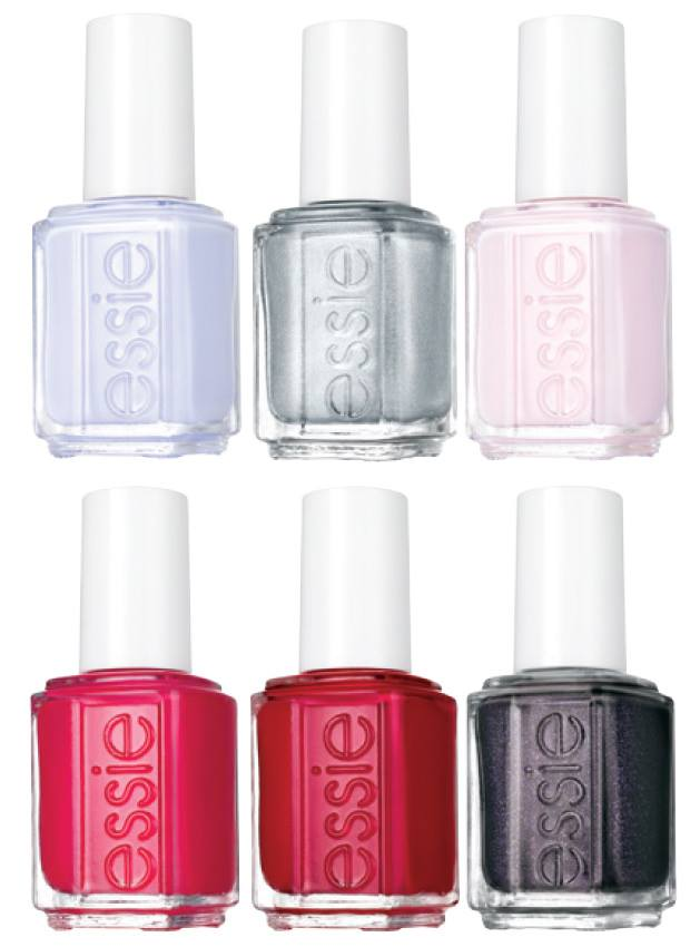 Essie Virgin Snow Winter 2015 Collection - Beauty Trends and Latest ...