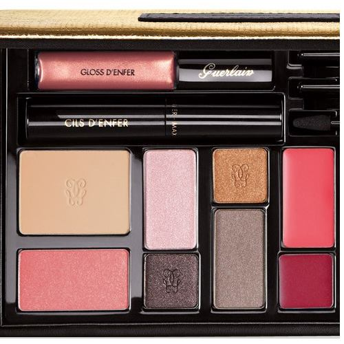 Guerlain Extra Gold Makeup Palette Beauty Trends And