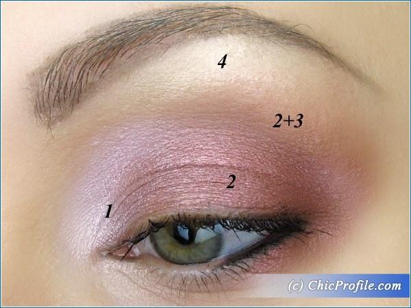 Hot-Burgundy-Pink-Summer-Makeup-5