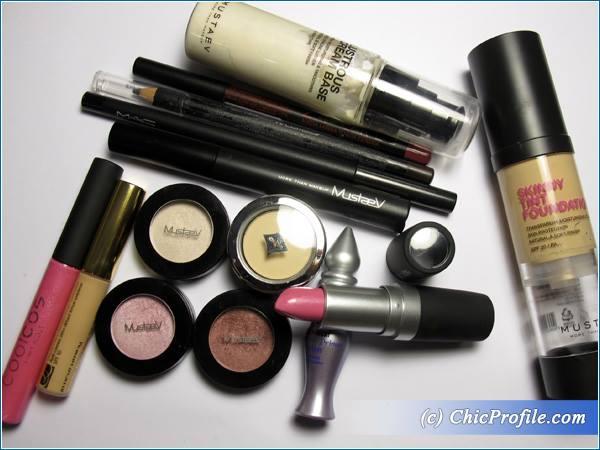 Hot-Burgundy-Pink-Summer-Makeup