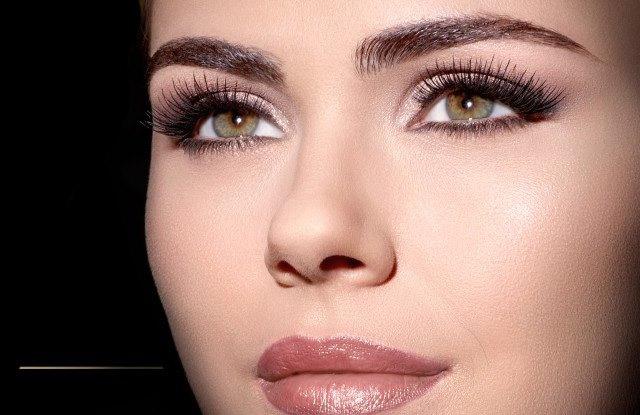 Makeup brushes mac
