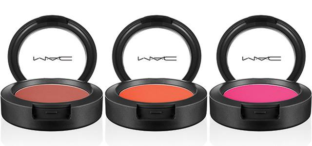 mac powder blush summer 2015 collection beauty trends