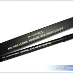 MAC Feline Kohl Power Eye Pencil Review, Swatches, Photos