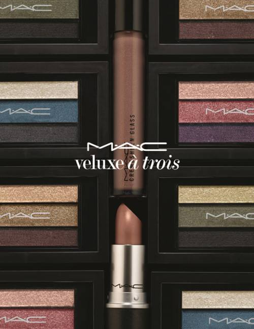 2019 year for lady- Mac trois a veluxe fall makeup collection
