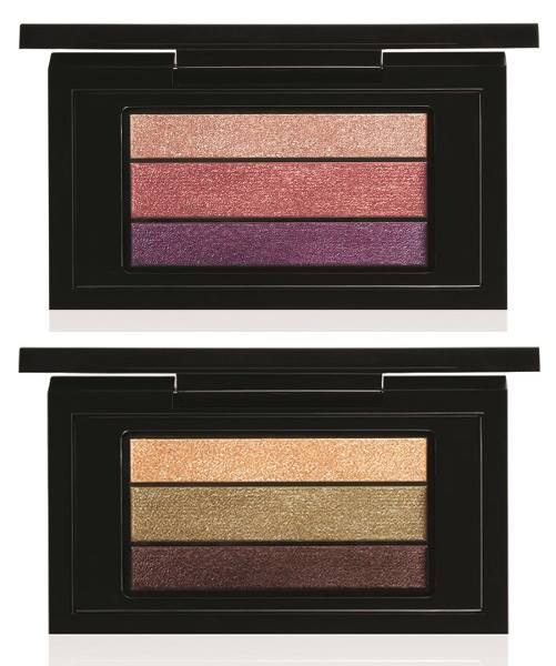 Fashion style Mac trois a veluxe fall makeup collection for lady
