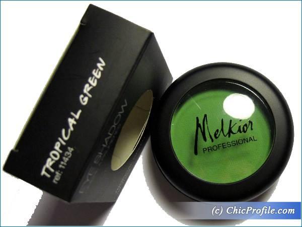 Melkior-Tropical-Green-Eyeshadow-Review-1