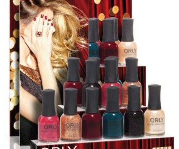 Orly Infamous Holiday 2015 Collection