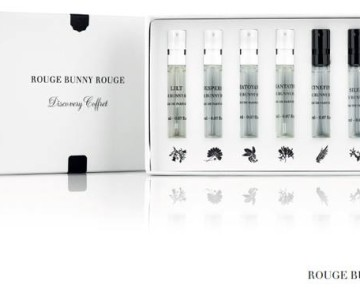 Rouge Bunny Rouge Discovery Coffret Fragrance Sampling Set