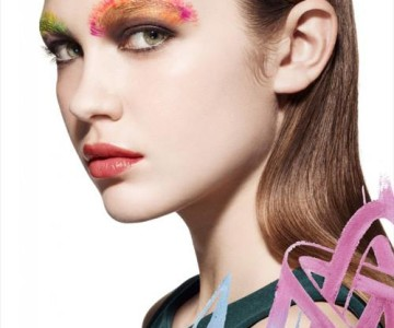 Shu Uemura Haute Street Vision of Beauty Collection Fall 2015