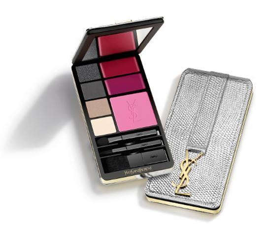 Yves Saint Laurent Very Ysl Silver Edition Makeup Palette