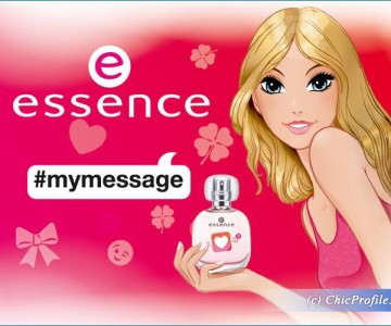 Essence #mymessage Fragrance Sets Fall Winter 2015