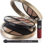 Giorgio Armani Luxe is More Palette and Pouch for Fall 2015