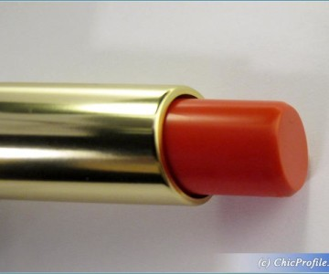 Guerlain R346 Peach Party Kiss Kiss Rose Lip Review, Swatches, Photos