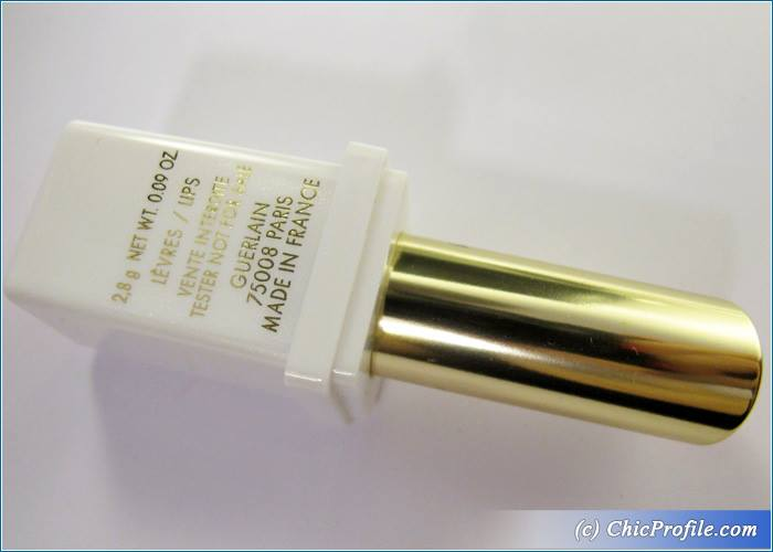 Guerlain-R346-Peach-Party-Kiss-Kiss-Rose-Lip-Review
