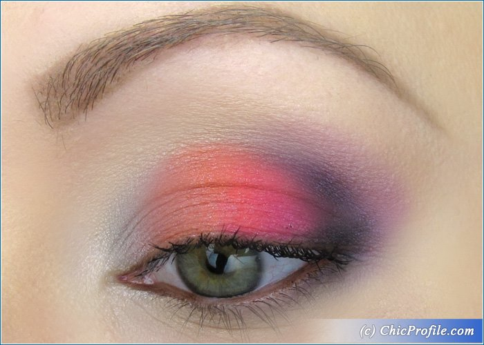 Purple-Pink-Orange-Makeup-Look-1