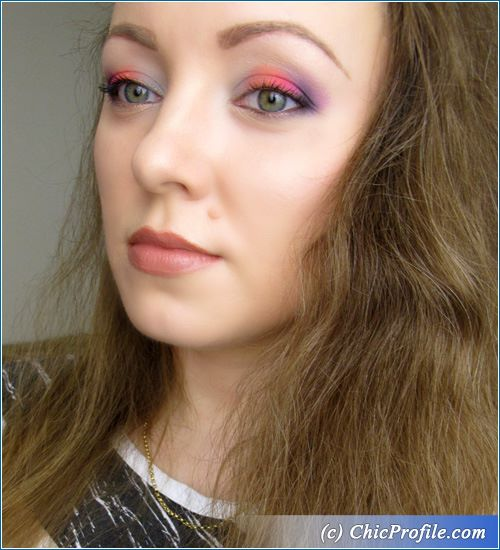 Purple-Pink-Orange-Makeup-Look-2