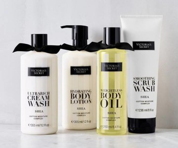 Victoria's Secret New Body Care Fall 2015 Collection