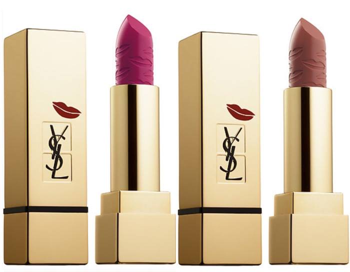 Ysl Rouge Pur Couture Kiss Amp Love Collection Fall 2015