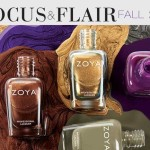 Zoya Focus and Flair Fall 2015 Collection