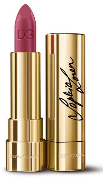 Dolce-Gabbana-Sophia-Loren-Lipstick-1