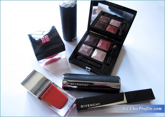 Givenchy-Vinyl-Collection-Swatches