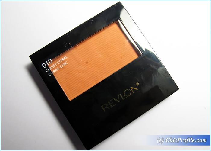 Revlon-Classy-Coral-Powder-Blush-Review