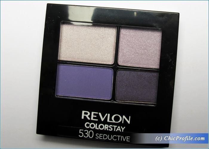 Revlon-Colorstay-Seductive-Eyeshadow-Quad-Review