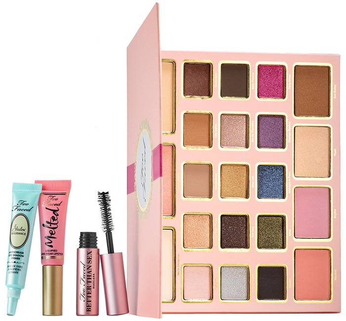 Too Faced Le Grand Palais Palette Holiday 2015