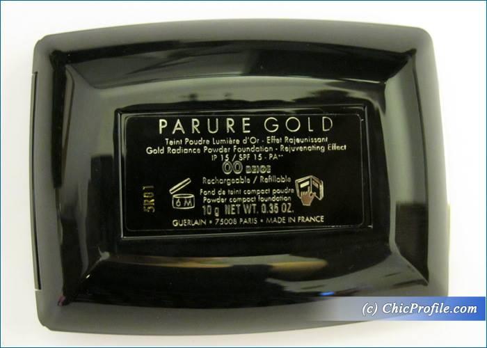 Parure Gold Review Trends 2 Compact Beauty And Guerlain Foundation dsQCxthr