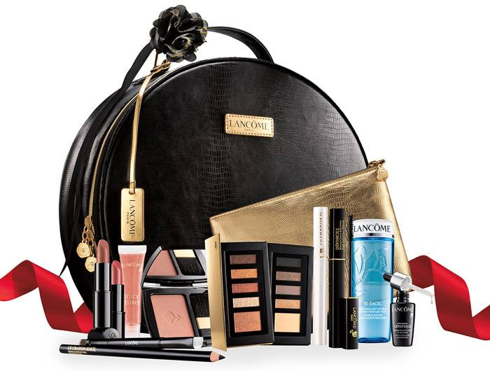 Your gift will be added automatically at checkout with any $50 Lancôme. Minimum purchase amount does not include the purchase of gift card(s), gift set(s), tax, shipping or gift wrap charges. February (EXPIRED): Bloomingdales just launched the mother of all Lancome .