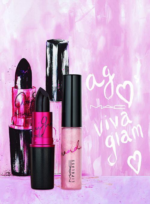 MAC Ariana Grande Viva Glam Spring 2016