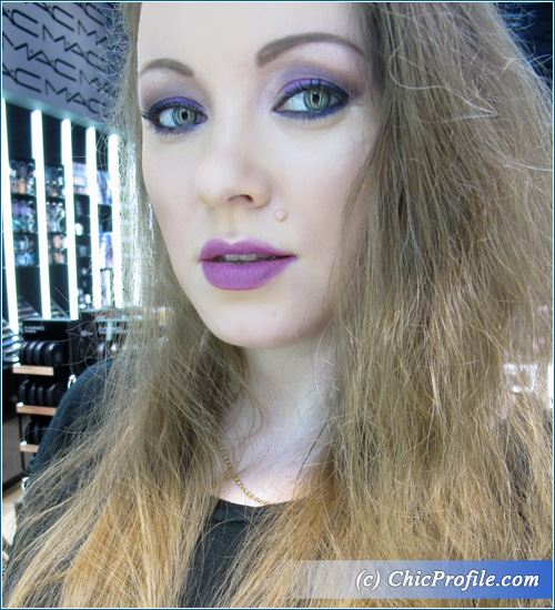 MAC-Electric-Cool-Makeup-Look