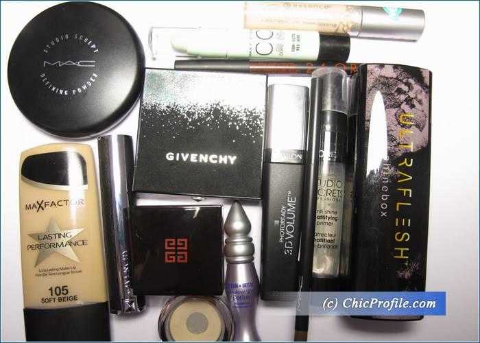 Metallic-Makeup-Look-1