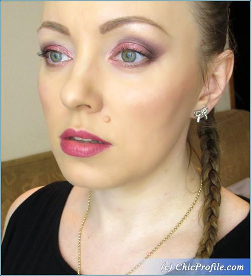 Metallic-Makeup-Look