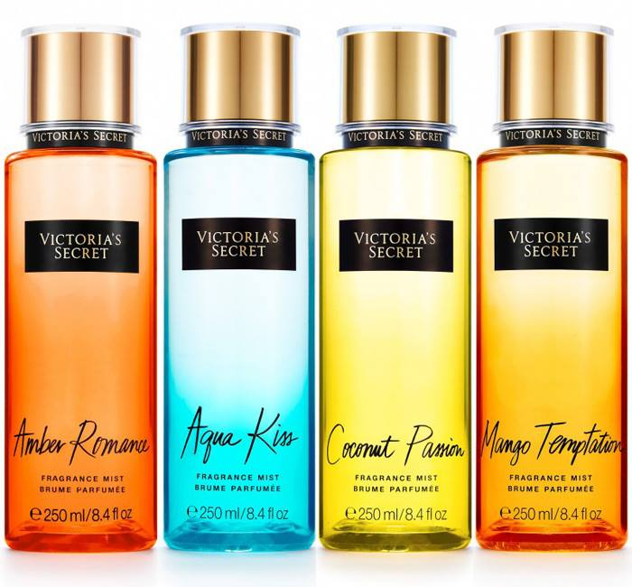 Victoria S Secret Fantasies Fragrance Studio Collection