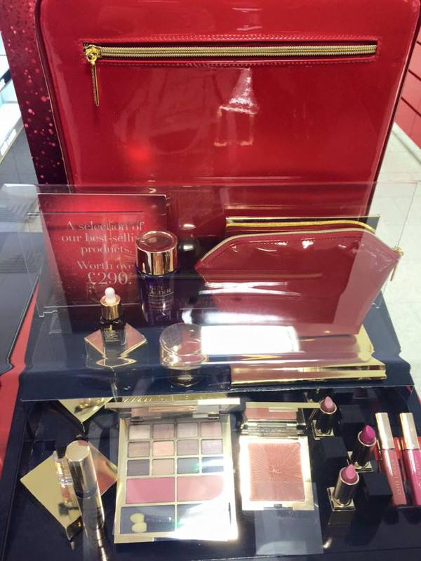 boots estee lauder artist makeup holiday collection