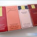Estee Lauder Fragrance Treasures Set Review, Photos
