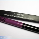 MAC Vamplify How Chic Is This Lip Gloss Review, Swatches, Photos