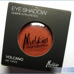Melkior Volcano Eyeshadow, Review, Swatches, Photos