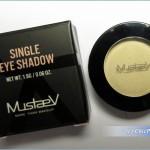 MustaeV Matt Eyeshadow Review, Swatches, Photos